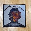 Metallica - Patch - Metallica hardwired to self destruct patch