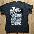 Toxic Holocaust - TShirt or Longsleeve - Toxic Holocaust - Nuke the Cross
