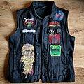 Obituary - Battle Jacket - Obituary Metal Battle Vest