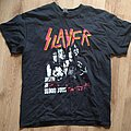 Slayer - TShirt or Longsleeve - Slayer - Reign in Blood Tour '86/'87