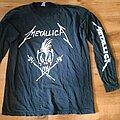 Metallica - TShirt or Longsleeve - Metallica - Nowhere Else to Roam Europe Tour 93'