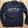Crowbar - TShirt or Longsleeve - Crowbar - Crush Your World Tour 2004