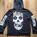 Misfits - Hooded Top - Misfits - Logo