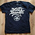 King Diamond - TShirt or Longsleeve - King Diamond - Logo