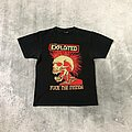 The Exploited - TShirt or Longsleeve - The Exploited Fuck The System T Shirt