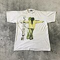"Bon Jovi - TShirt or Longsleeve - 1992 Bon Jovi T Shirt Brockum ""Keep the Faith"""