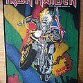 Iron Maiden - Patch - Maiden England patch