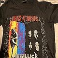 Metallica - TShirt or Longsleeve - Metallica/GnR Stadium Tour Tee