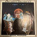 Black Sabbath - Other Collectable - 1977 Black Sabbath Programme