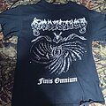 Dissection - TShirt or Longsleeve - Dissection Finis Omnium TS