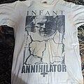 Infant Annihilator - TShirt or Longsleeve - Infant Annihilator Pope TS