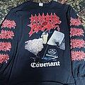 Morbid Angel - TShirt or Longsleeve - Morbid Angel Covenant LS