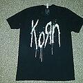 Korn - TShirt or Longsleeve - Korn Tour 2019 T-shirt
