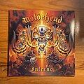 Motörhead - Tape / Vinyl / CD / Recording etc - Motörhead - Inferno