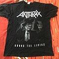 Anthrax - TShirt or Longsleeve - Among the Living