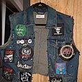 GG Allin - Battle Jacket - Battle Vest