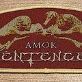Sentenced - Patch - Sentenced Amok Patch