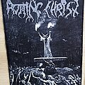 Rotting Christ - Patch - Rotting Christ In Nomine Backpatch