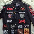 Battle Jacket - Jacket almost finished...