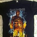 TShirt or Longsleeve - Iron Maiden Final frontier tour shirt.