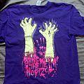 TShirt or Longsleeve - My Cute lil  emo PURPLE bmth shirt... Aah my youth...