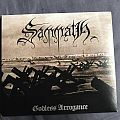 Sammath - Godless Arrogance  Tape / Vinyl / CD / Recording etc