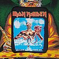 Iron Maiden - Patch - Iron Maiden 'Seventh Son Of A Seventh' Son Printed Patch