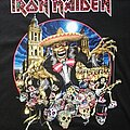 Iron Maiden - TShirt or Longsleeve - Iron Maiden Mexico Event Shirt 2019 Size L new