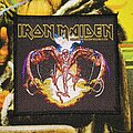Iron Maiden - Patch - Iron Mainden 'Donington Vampire' Patch