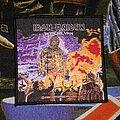 Iron Maiden - Patch - Iron Maiden 'Wickerman' Patch