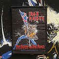 Iron Maiden - Patch - Iron Maiden 'The Beast On The Road' Woven Patch 2004