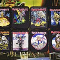 Iron Maiden - Patch - Iron Maiden Printed Patches