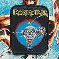 Iron Maiden - Patch - Iron Maiden 'Can I Play With Madness' Printed Patch