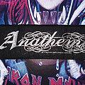 Anathema - Patch - Anathema Logo Patch Stripe 1997