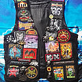 Iron Maiden - Battle Jacket - RottingChris' Battle Vest