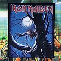 Iron Maiden - Patch - Iron Maiden 'Fear Of The Dark' Backpatch Bootleg