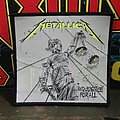 Metallica - Patch - Metallica '...and Justice for all' Patch