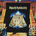 """Iron Maiden - Patch - Iron Maiden """"Powerslave"""" Backpatch 2011 NEW"""