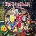 Iron Maiden - Patch - Iron Maiden 'Bring Your Daughter To The Slaughter' Shaped Backpatch
