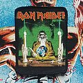 Iron Maiden - Patch - Iron Maiden 'The Clairvoyant' Printed Patch