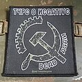 Type O Negative - Patch - Type O Negative 'Dead Again' Patch 2007