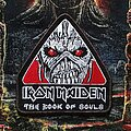 Iron Maiden - Patch - Iron Maiden 'The Book Of Souls' Brown Border Embroidered Patch