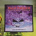 Iron Maiden - Patch - Iron Maiden 'Brave New World' Patch