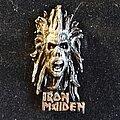 Iron Maiden - Pin / Badge - Iron Maiden 'First Album' Pin Badge