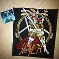 Slayer - Patch - Stuff for Doyle92!