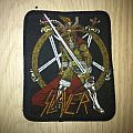 Slayer - Patch - Patches for Tankard Emptyer!