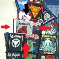 Metallica - Patch - Metallica - Jump in the fire Patch for Tankard Emptyer