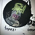 Death - Patch - Death - Leprosy Round Patch