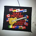 Patch - Gary Moore for Samandu