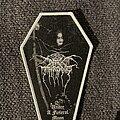 Darkthrone - Patch - Darkthrone - Under A Funeral Moon patch